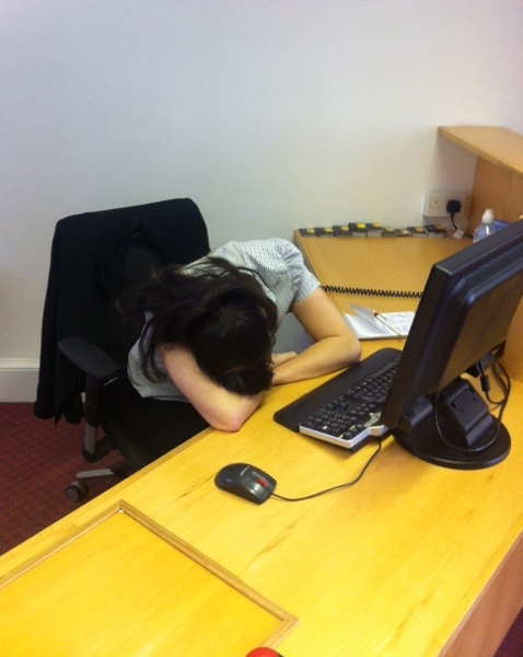 Sleeping on the job business legal news from blackadders solicitors